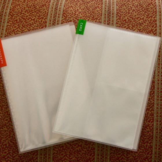 Cuadernillos Fundas Plasticas