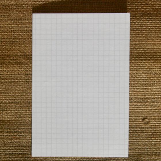 Cuaderno interior - cuadros medianos