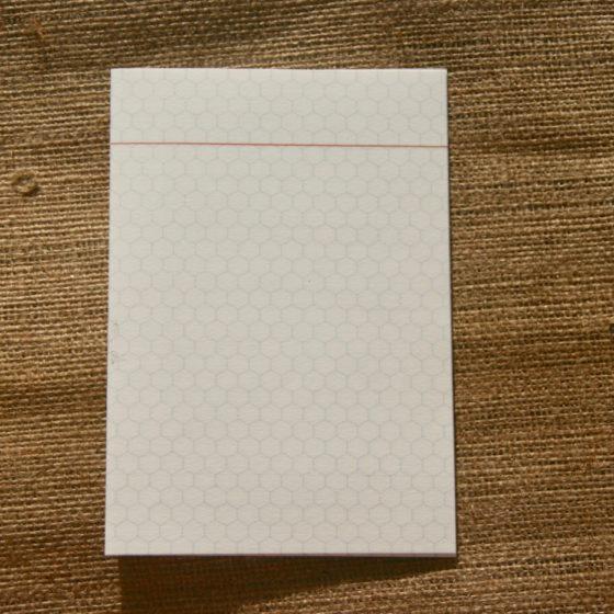 Cuaderno interior - hexagono