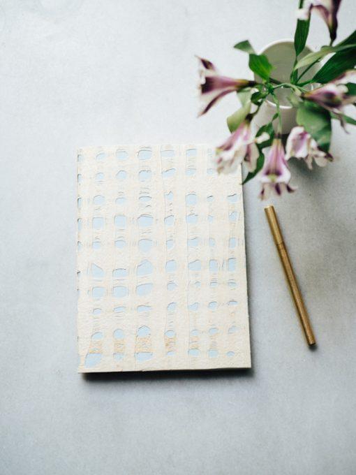 Cuaderno Amate y azul celeste 1