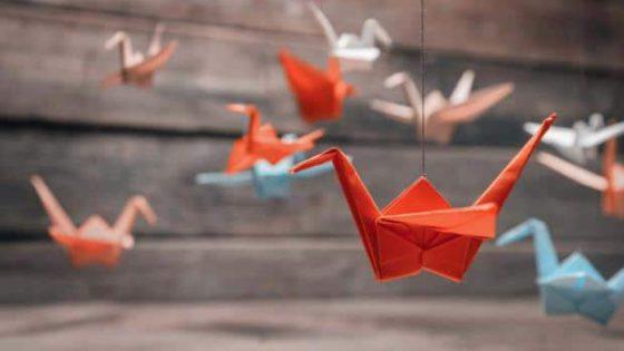 decorar-con-origami