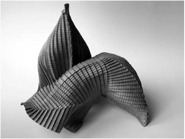 escultura-origami