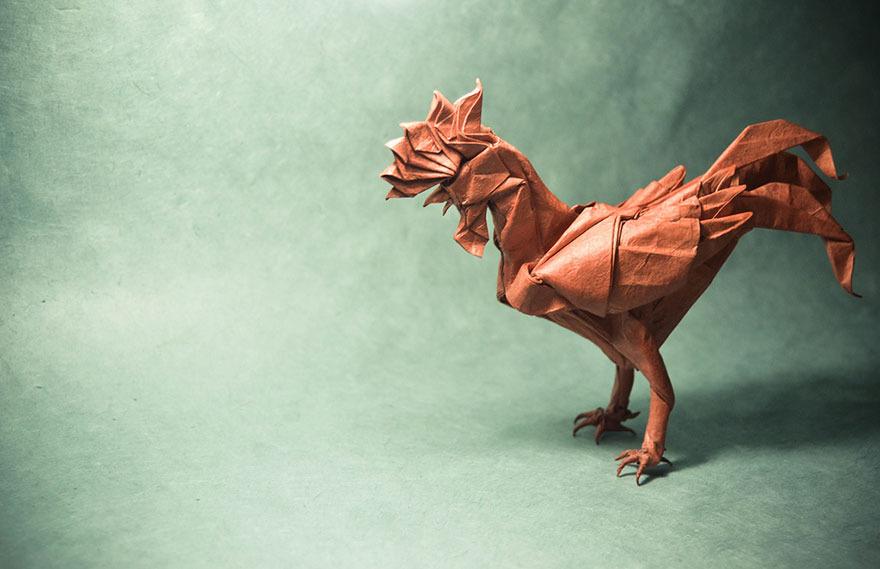 Origami Para Decorar Ambientes Selectos. ¡Inspírate! 1