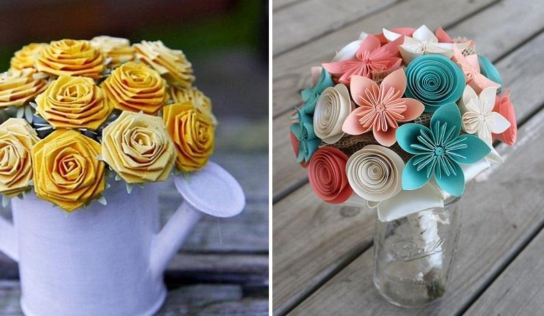 flores-origami