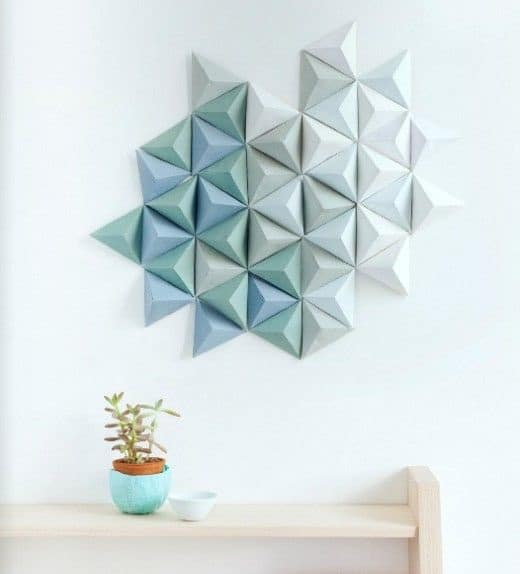 origami-deco-pared