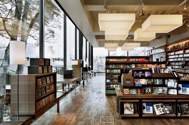 Librería de Tokio Tsutaya Daikanyama