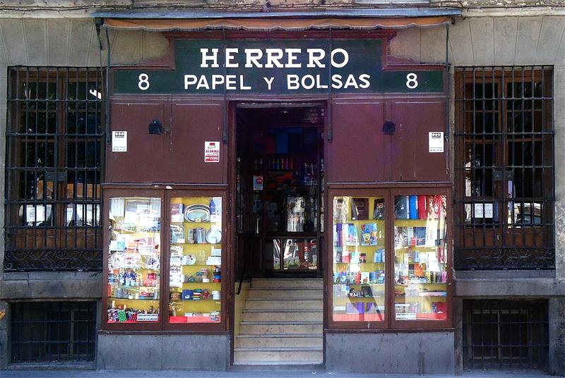 Herrero Papel y Bolsas