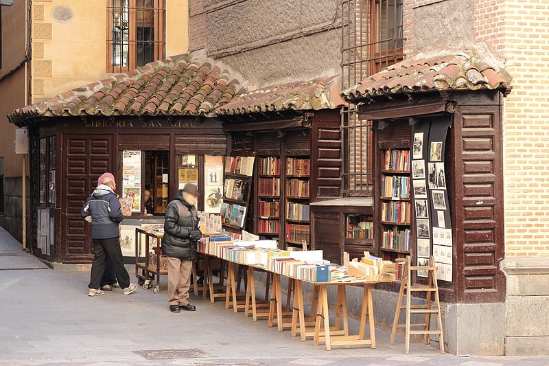Librería San Ginés