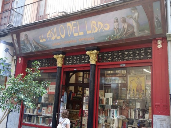 Librería El Asilo del Libro (Valencia)