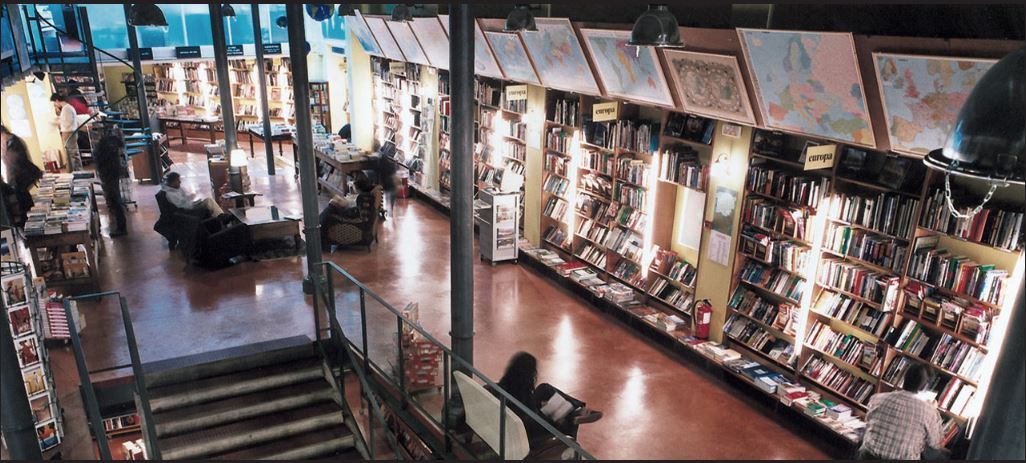 Llibreria Altaïr Barcelona