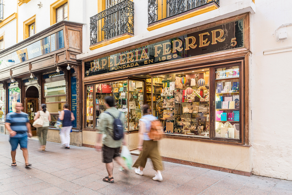 Papelerías más antiguas de España