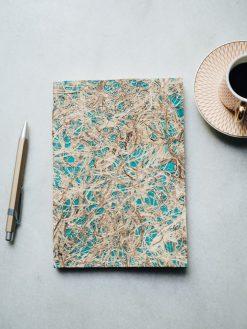 Cuaderno Amate y azul 7