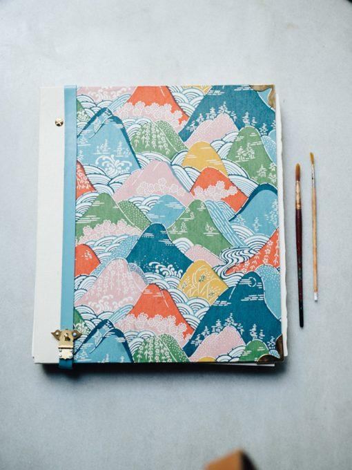 Album Pintura Montes Fuji 1