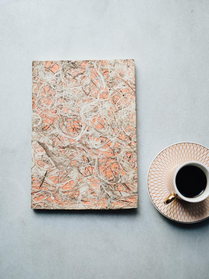 Cuaderno naranja 1