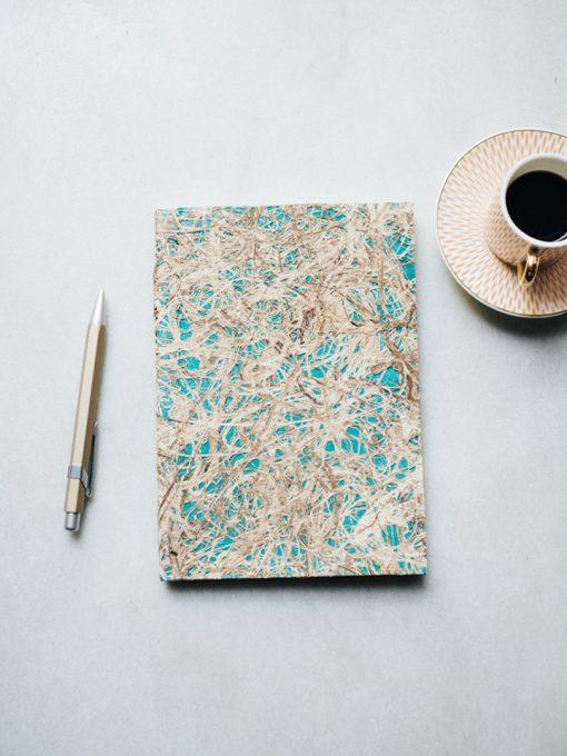 Cuaderno Amate y azul 5