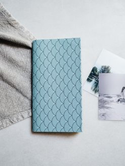 Cuaderno Deportivo azul 5