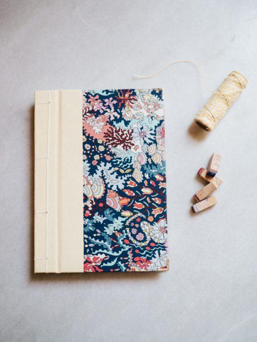 Cuaderno de sueños arrecife liberty 1