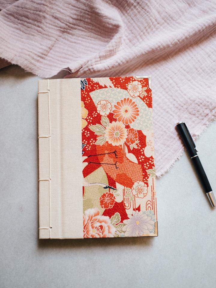 Cuaderno de sueños grulla 1