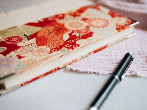 Cuaderno de sueños grulla 4