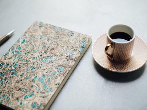 Cuaderno Amate y azul 4