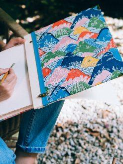 Album Pintura Montes Fuji 13