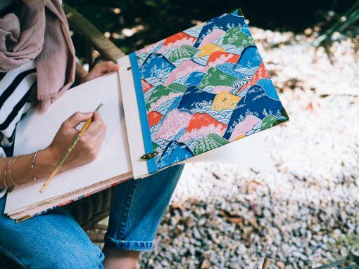 Album Pintura Montes Fuji 7