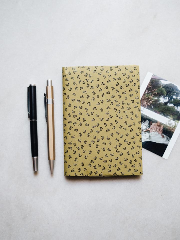 Cuaderno Deportivo verde 1