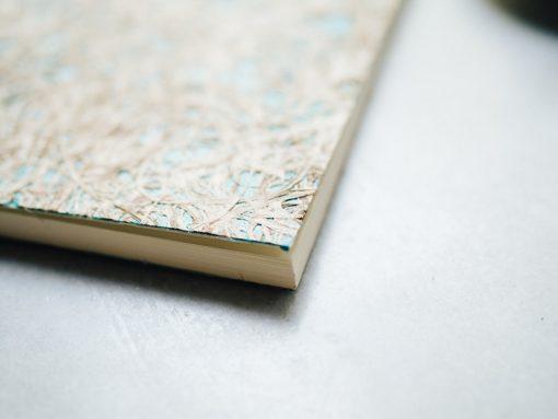 Cuaderno Amate y azul 3