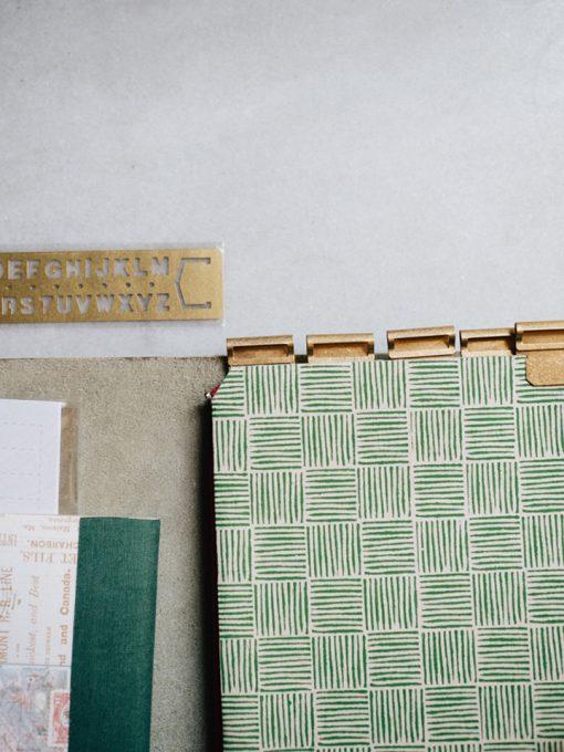 Antara cuero verde 6