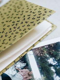 Cuaderno Deportivo verde 8