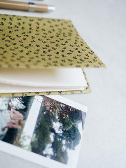Cuaderno Deportivo verde 9