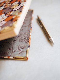 Cuaderno de sueños dalias oscuras 7