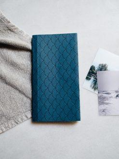 Cuaderno Deportivo azul 6