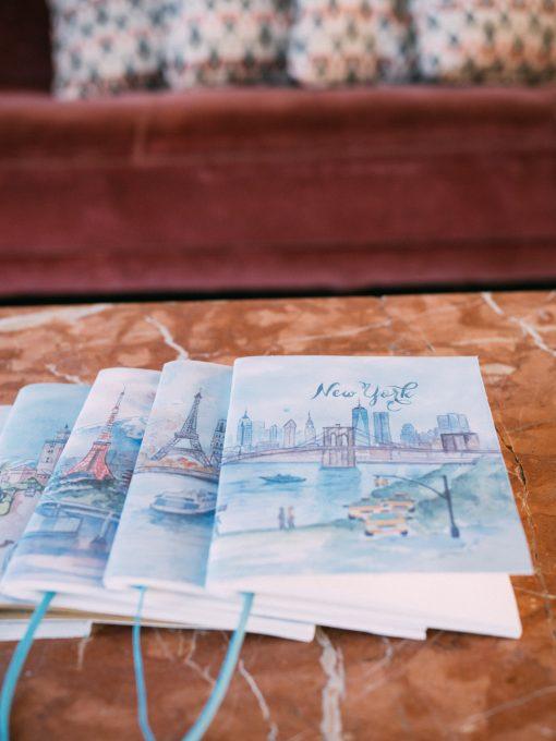 Cuaderno Viaje 1