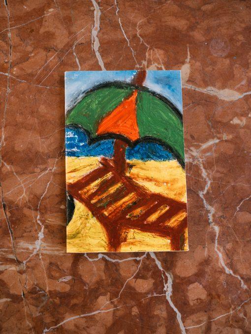 Cuaderno Sombrilla 1