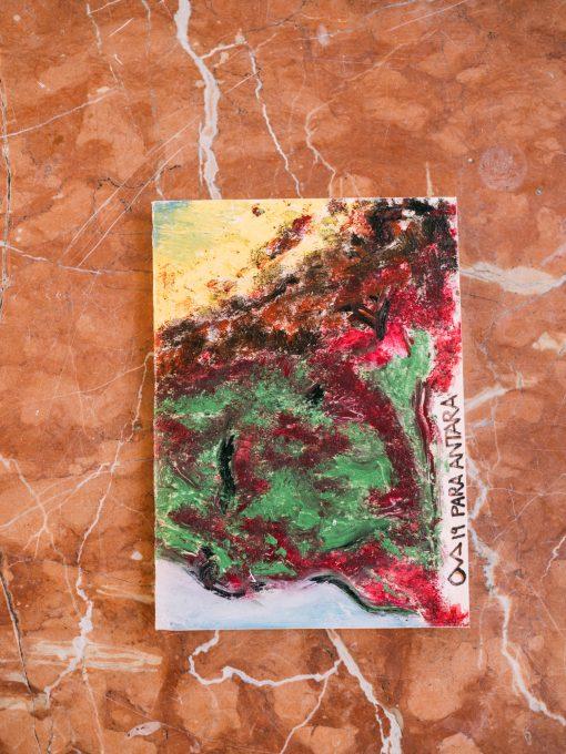 Cuaderno Abstracto 1