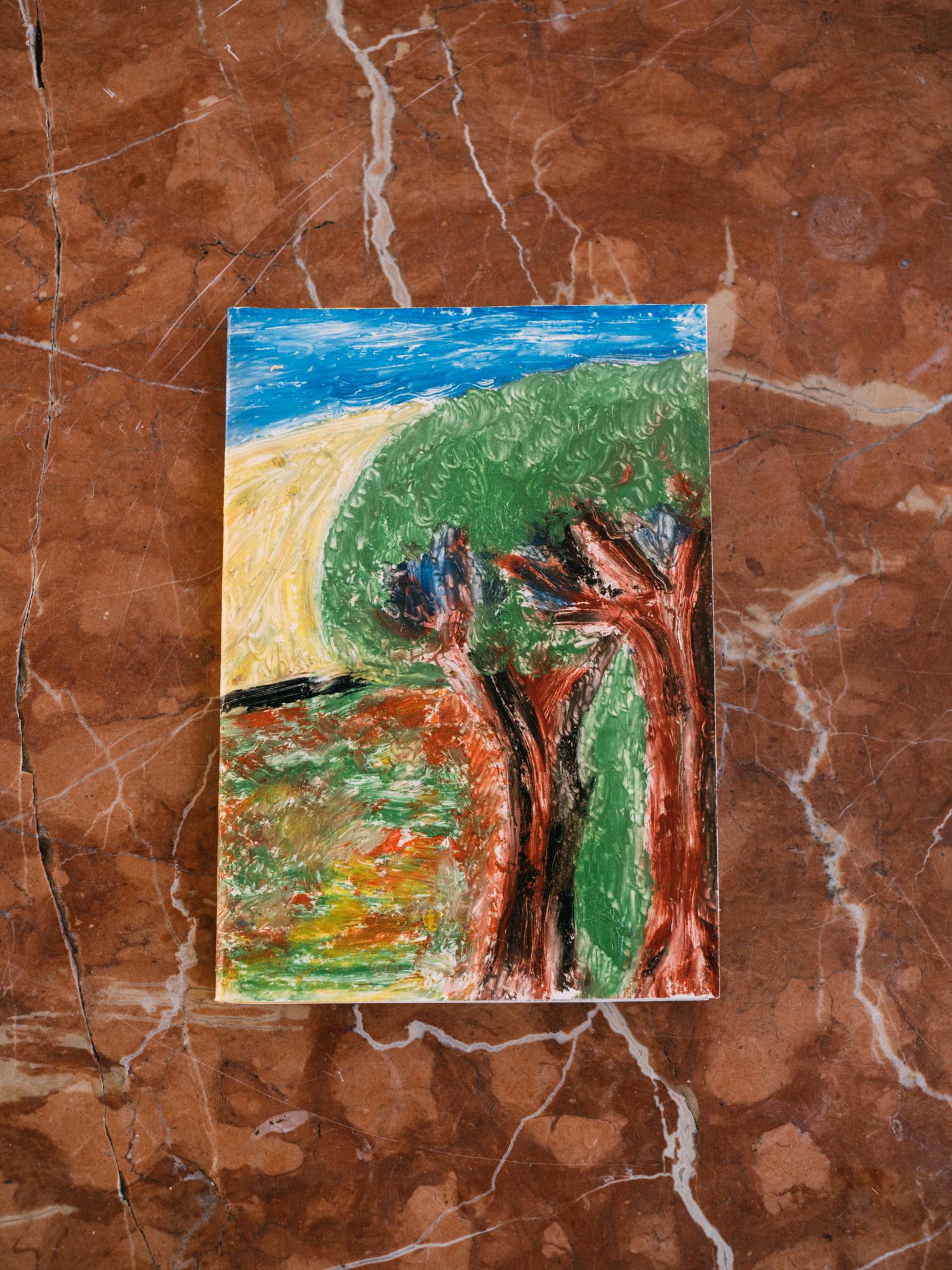 Cuaderno Árbol 1