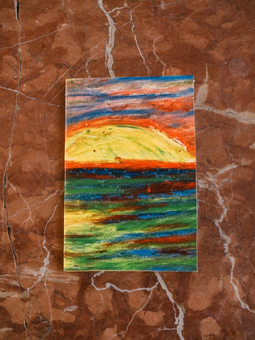 Cuaderno Amanecer 1