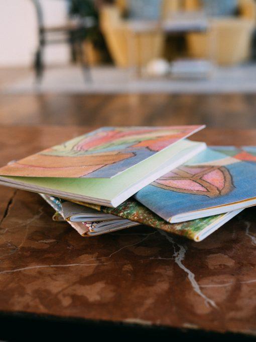 Cuaderno Sombrilla 4